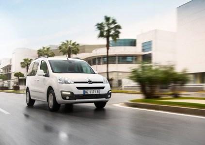 Citroen E-Berlingo Multispace — пассажирский электрический минивэн для активного отдыха с запасом хода 170 км