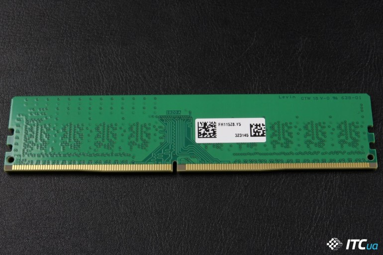 Первый взгляд на модули памяти Crucial DDR4-2133 8 ГБ (CT8G4DFS8213)