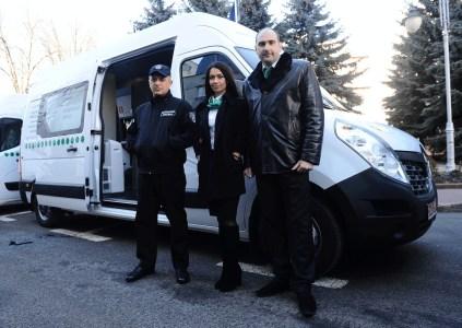 В Украине запустили мобильные сервисные центры МВД, которые будут выезжать для оказания услуг в отдаленные населенные пункты страны