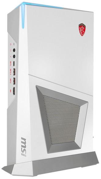 MSI выпустила обновлённый компактный игровой компьютер Trident 3 Arctic