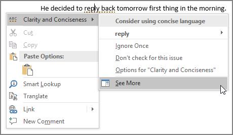 """В Microsoft Word появилась функция """"Корректор"""", которая исправляет стилистические ошибки в тексте с помощью искусственного интеллекта"""