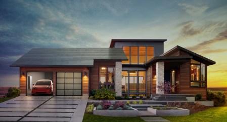 Предварительные заказы на «солнечные крыши» Tesla начнут принимать уже в следующем месяце