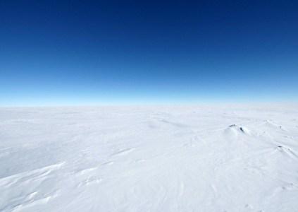 На континентальной Антарктике зафиксирована рекордно высокая температура