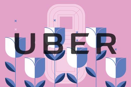 Uber8: Завтра в Киеве Uber предлагает бесплатно доставить букет цветов и десерт в честь 8 марта