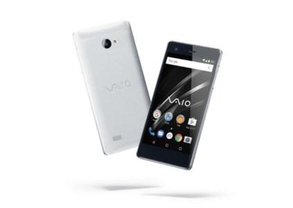 VAIO анонсировала Android-смартфон Phone A