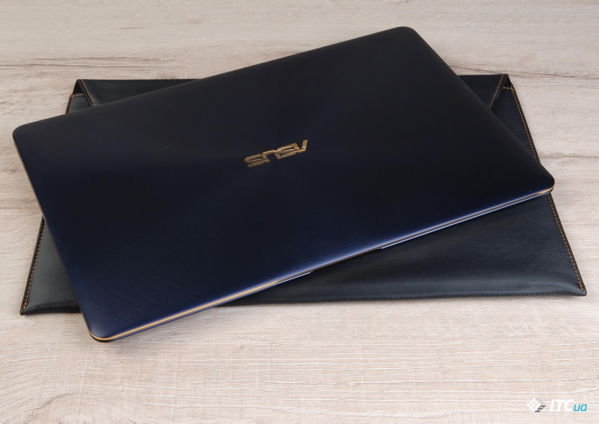 Обзор ASUS ZenBook 3 Deluxe (UX490UA) - ITC.ua