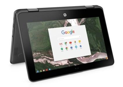 Google обновила список устройств Chromebook, которые смогут запускать Android-приложения