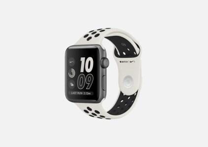 Nike анонсировала ограниченную партию умных часов Apple Watch NikeLab
