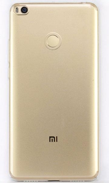 Смартфон Xiaomi Mi Max 2 засветился на живых фотографиях в прозрачном чехле