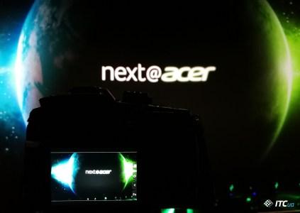 next@acer: знакомство с доступным игровым ноутбуком и флагманскими мониторами