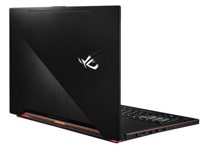 ASUS анонсировала игровой ноутбук ROG Zephyrus GX501 с видеокартой NVIDIA GeForce GTX 1080 и корпусом толщиной менее 18 мм