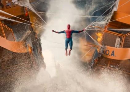 Появился финальный трейлер фильма «Человек-паук: Возвращение домой»