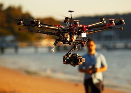 В Украине хотят урегулировать правила эксплуатации дронов