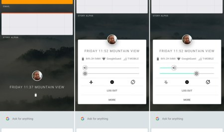 Опубликованы первые скриншоты и видео пользовательского интерфейса новой ОС Google Fuchsia