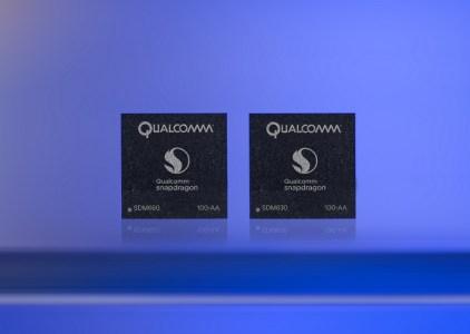 Qualcomm представила однокристальные системы среднего уровня Snapdragon 660 и Snapdragon 630