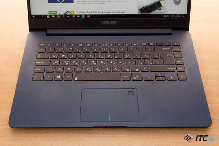 Обзор ноутбука ASUS ZenBook UX530