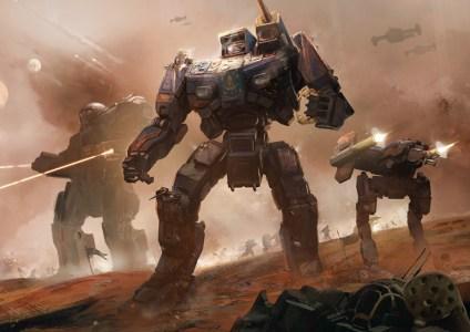 Опубликован первый трейлер пошагового тактического экшена про роботов Battletech