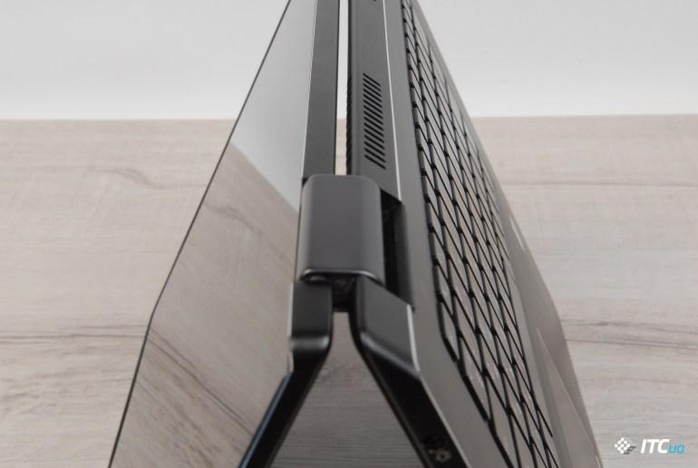 Обзор ноутбука Lenovo Yoga 710-15