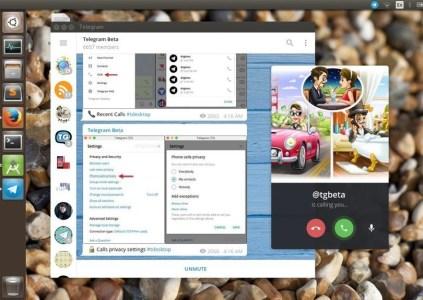 Telegram запустил голосовые звонки в альфа-версии мессенджера для десктопных платформ Windows, macOS и Linux