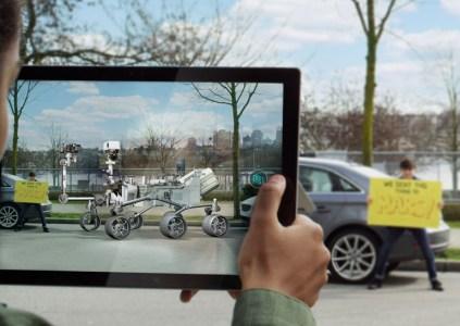 В Windows 10 появится встроенный просмотрщик контента дополненной реальности