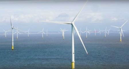 В Великобритании заработали самые мощные в мире ветряные электрогенераторы