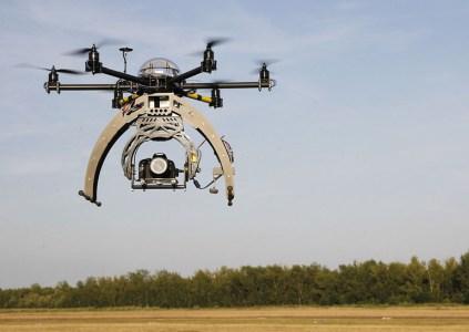 Qualcomm провела исследование чтобы узнать, можно ли управлять дронами через LTE