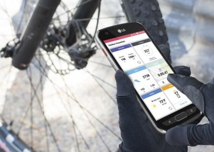 LG анонсировала защищённый смартфон X venture с дополнительной многофункциональной кнопкой QuickButton