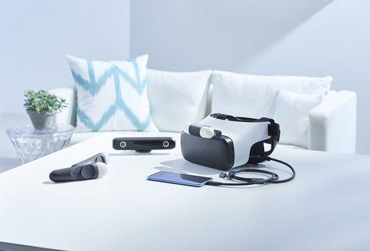 HTC выпустила шлем виртуальной реальности Link VR для своего смартфона U11