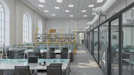 Вчера в центре Киева открыли крупнейший в Украине центр инноваций iHub