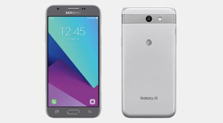 Представлен бюджетный смартфон Samsung Galaxy J3 (2017)