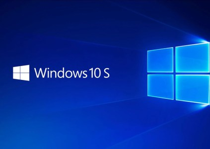 Браузер Microsoft Edge и поисковик Bing, установленные в Windows 10 S по умолчанию, нельзя заменить