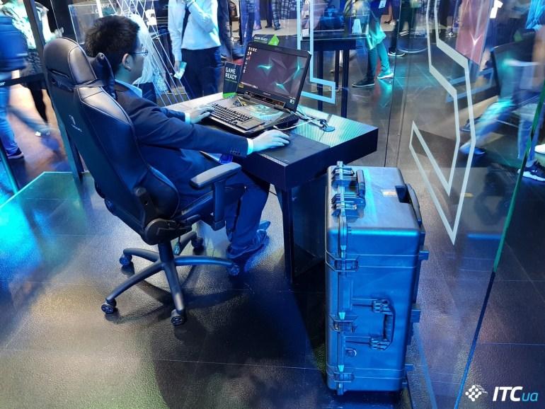 Новинки Acer на выставке Computex 2017
