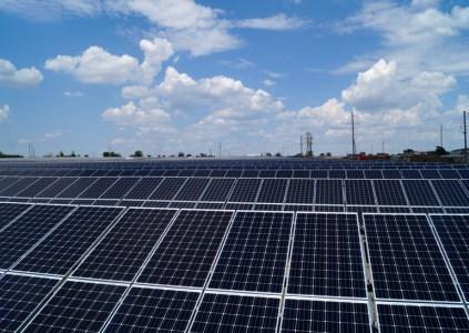 В Херсонской области запущена солнечная электростанция пиковой мощностью 11 МВт