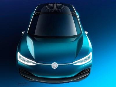 Утечка: Кроме трех уже представленных, Volkswagen готовит еще два новых электромобиля — внедорожник I.D. Lounge и спорткупе I.D. AEROe