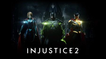 Injustice 2: быстрее, выше, сильнее