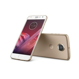 Motorola представила смартфон Moto Z2 Play и несколько новых модулей MotoMods
