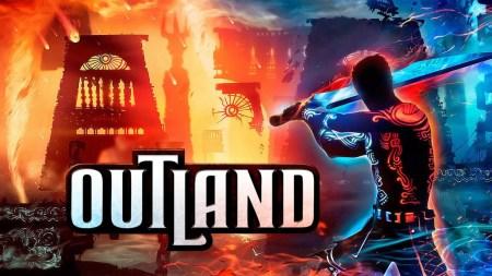 Динамичный платформер Outland доступен бесплатно в Steam до 8 июня