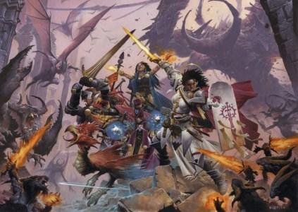 Pathfinder Adventures: герои кубиков и карт