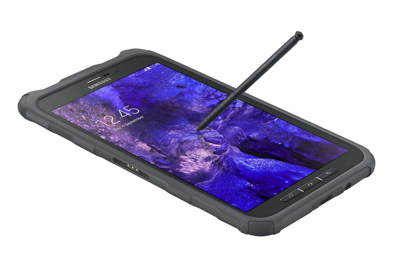 Samsung is working on a new secure tablet Galaxy Tab Active 2