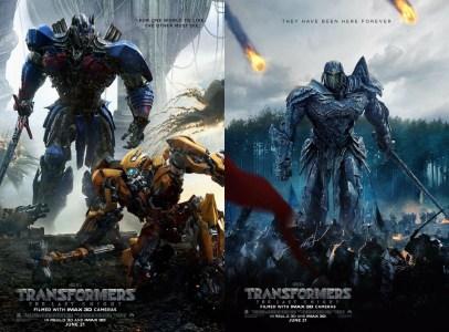 В сети появился новый международный трейлер и больше десятка сюжетных роликов фильма «Трансформеры: Последний Рыцарь» / «Transformers: The Last Knight»
