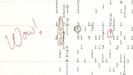 Астрономы, вероятно, раскрыли 40-летнюю тайну происхождения загадочного радиосигнала Wow Signal