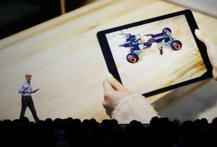 Apple запускает платформу ARKit, которая принесет дополненную реальность на iOS