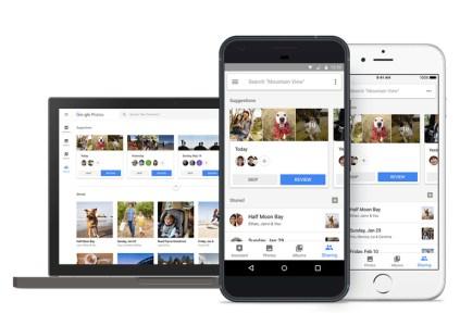 В Google Photos упростили процесс обмена фотографиями