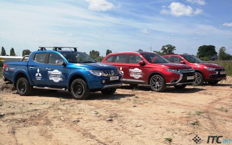 Двукратный победитель «Дакара» показал потенциал внедорожников Mitsubishi