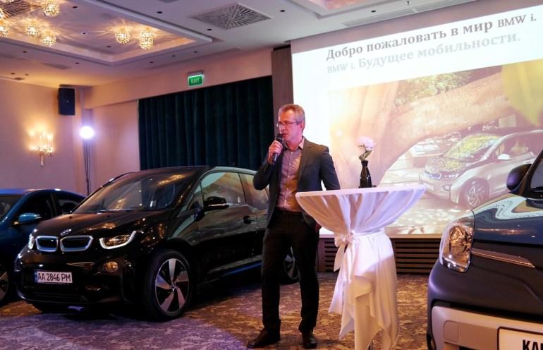 Конференция E-CAR HUB II: «сверка часов» на украинском рынке электрокаров