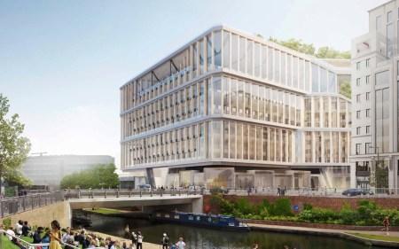 Фотогалерея дня: проект новой штаб-квартиры Google в Лондоне