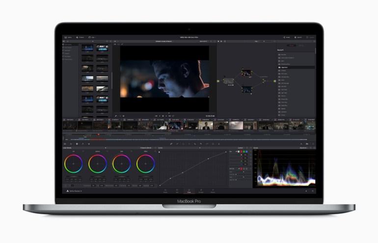 Apple анонсировала новую версию Mac OS High Sierra