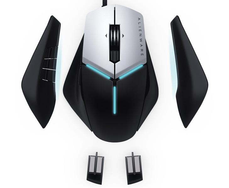 Alienware показала на E3 2017 ряд игровых продуктов: клавиатуры, мыши и монитор с частотой 240 Гц