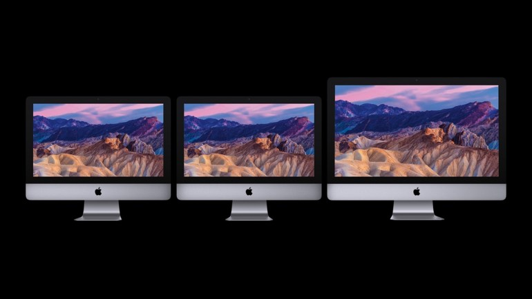 WWDC 2017: Apple обновила компьютеры iMac