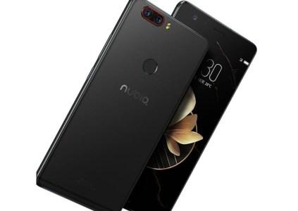 Новый флагман ZTE Nubia Z17 получил SoC Snapdragon 835, 8 ГБ ОЗУ и поддержку Quick Charge 4+
